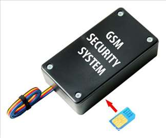 GSM dojavani automati za alarmne centrale