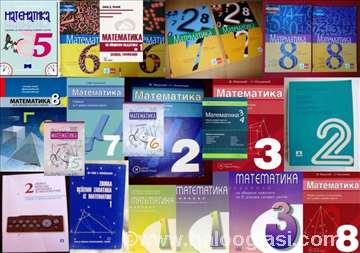 Matematika-osnovna, srednja, gimnazija