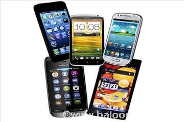 Servisiranje i popravka mobilnih telefona