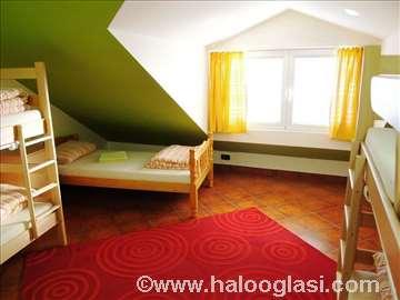 Beograd, hostel Hedonist 2