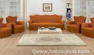 Prekrivači za trosed dvosed, fotelju
