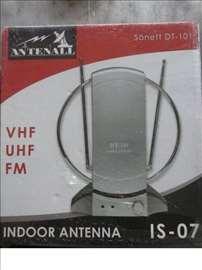 Antena kućna sa pojačivačem (novo)