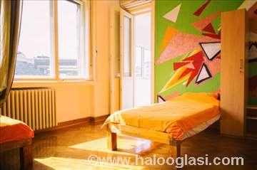 Beograd, hostel 4 SOBE, centar