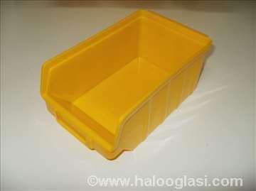 Plastične kutije Tip-C set 20 komada