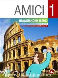 Italijanski jezik- Amici osnovna škola