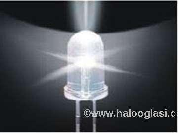 Sijalice, LED diode: LED 3 bela EB