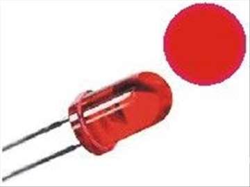 LED 5 blink RED