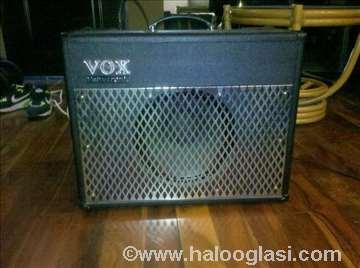 Vox pojačalo, savrseno očuvano, kao novo
