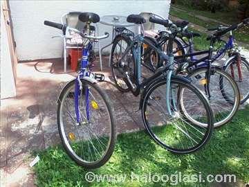 """Bicikli od 24 do 28"""" ( za odrasle i decu )"""