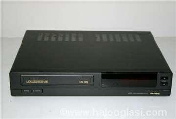 Videorecorder SharpP VC-A40, VHS