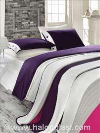 Set prekrivač i pamučna posteljina Casa di Lusso