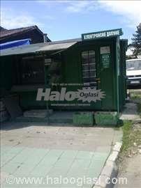 Kiosk na prodaju Krupanj