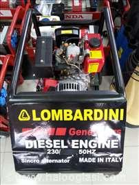 Agregat Lombardini 10kW dizel