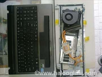 Acer Aspire 5750G laptop, delovi!