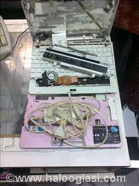 Asus EEEpc 1015pem minilaptop, delovi!