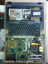 HP Compaq NX8220 laptop, delovi!