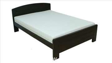 Bračni krevet Afrodita - natur - trešnja - venge