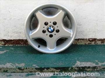 Alufelne BMW E46 16 cola 5 komada