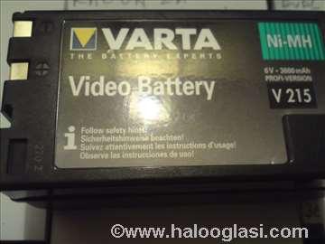 Baterija Varta V215, NI-MH3600 mAh