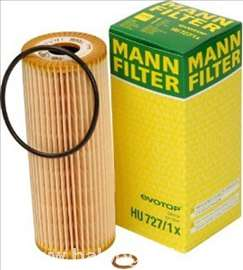 Filter Mann 727/1x za Mercedes, nov