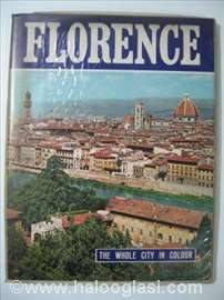 Florence - The whole city in color -Turistička