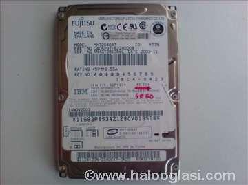 Hard disk Fujitsu 40GB