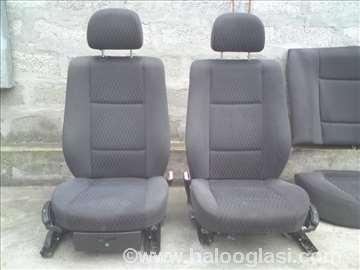 Sedišta za BMW E46 limuzina
