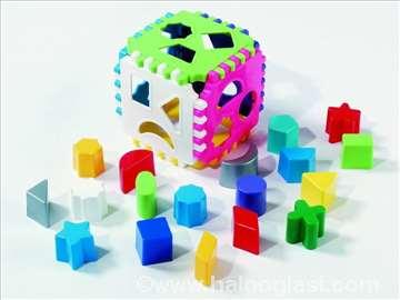 Dečja edukativna kocka