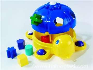 Dečja igračka kornjača