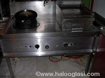 Polovna kineska ugostiteljska oprema