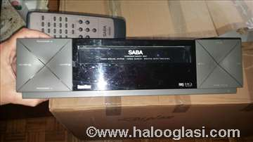 Videorekorder Saba ekstra stanje daljinac