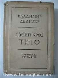 Vladimir Dedijer - Josip Broz Tito - Prilozi za b.