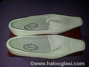 Bele nove cipele br.41