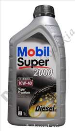 Proizvođač: Mobil  Polusinteticko  Super 2000