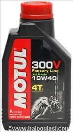 Proizvođač: Motul  Polusinteticko 300V 4T