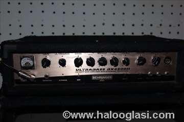 Behringer BX 4500 H Ultrabass
