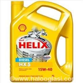Motorno ulje Shell HELIX +D