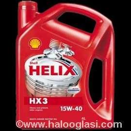 Motorno ulje Shell HELIX HX3