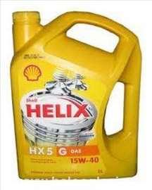 Motorno ulje Shell HX5 GAS