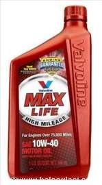 Motorno ulje Valvoline MAX LIFE