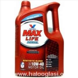 Motorno ulje Valvoline MAX LIFE D