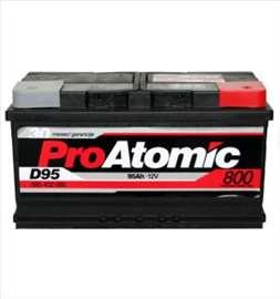 Akumulatori: Pro Atomic 95 Ah D+