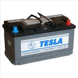 Akumulatori: Tesla 12V 100Ah D+