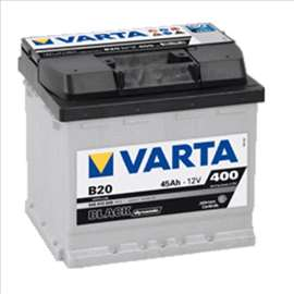 Akumulatori: Varta Black Dynamic 45 Ah L+