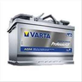 Akumulatori: Varta Profesional 115 Ah D+