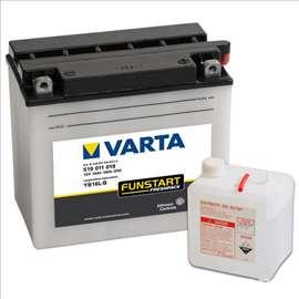 Akumulatori: Varta YB16L-B 19Ah