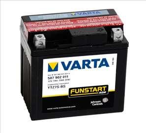 Akumulatori: Varta YTX 7LBS 6Ah