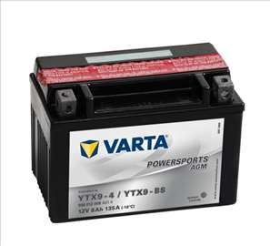Akumulatori: Varta YTX 9BS 8Ah