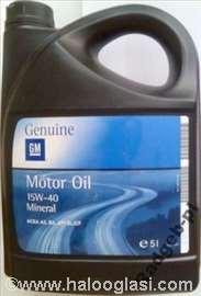 Motorno ulje GM Motor oil