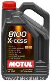 Motorno ulje Motul 8100X-Cess